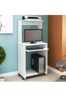 Mesa Para Computador Ho-2936 Branco Fosco - Hecol