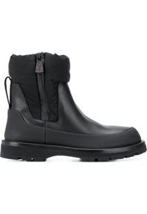 Moncler Ankle Boot Rain Don'T Care - Preto