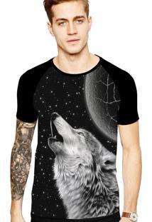 Camiseta Stompy Tattoo Rock Collection 167 Preto