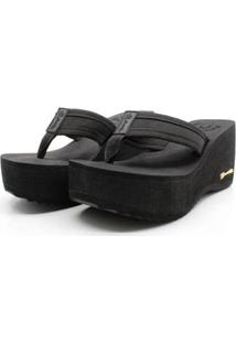Tamanco Plataforma Anabela Feminino Barth Shoes Hibisco - Feminino