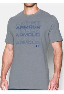 Camiseta Under Armour Keep Stacking