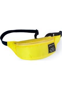 Pochete Perky Neon Amarela - Kanui