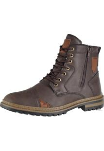 Bota Adventure Ousy Shoes Marrom