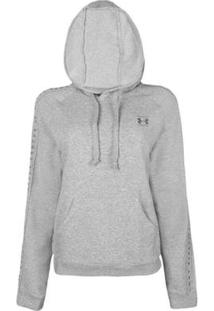 Blusão Under Armour Fleece Feminino - Feminino