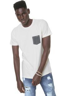 Camiseta Redley Dunas Off-White