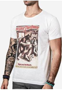 Camiseta Hermoso Compadre Train Robbery Masculina - Masculino