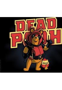 Camiseta Deadpooh - Masculina