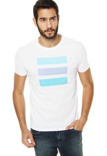 Camiseta Vr Reta Branca