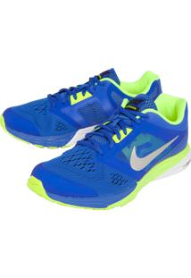 Tênis Nike Tri Fusion Run Msl Azul
