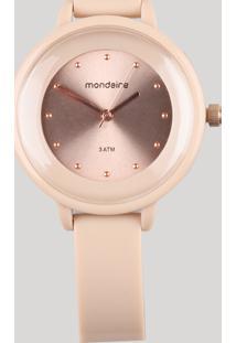 721a2c83cc3 Relógio Digital Analogico Laranja feminino