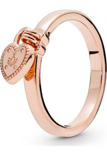 Anel Pandora Rose™ Promessas De Amor