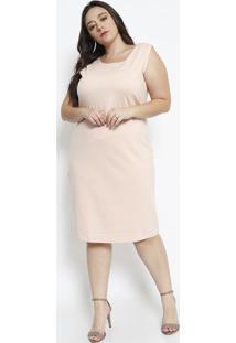 Vestido Liso - Rosãªsimple Life