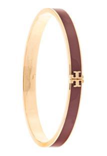 Tory Burch Bracelete Kira - Vermelho