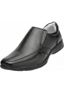 Sapato Social Alcalay Liso Preto