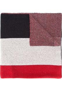 Johnundercover Echarpe Color Block - Estampado