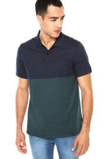 c473b38e5 Camisa Pólo Azul Calvin Klein masculina | Moda Sem Censura