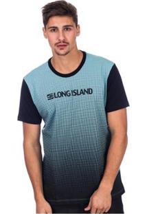 Camiseta Long Island Pnl Masculina - Masculino