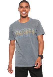 Camiseta Redley Píer 72 Cinza