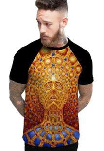 Camiseta Stompy Raglan Modelo 01 Masculina - Masculino