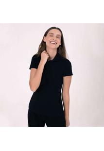 Kit De 3 Camisas Polo Femininas Vermelho