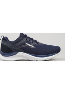 Tênis Masculino Esportivo Running Ace Azul Marinho