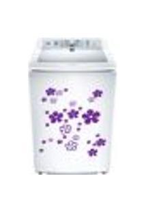 Adesivo Para Maquina De Lavar Flores