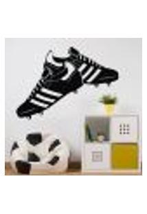 Adesivo De Parede Chuteira De Futebol 2 - G 58X89Cm