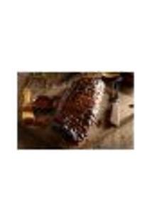 Painel Adesivo De Parede - Churrasco - 488Pn-P