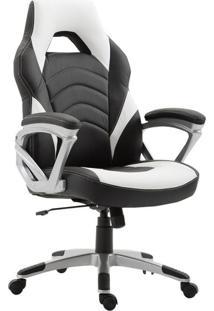 Cadeira Gamer Jinx Preta E Branca
