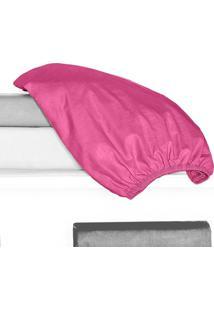Fronha Avulsa 150 Fios Classic 01 Peça - Pink