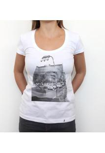 Nihon X Burajiru - Camiseta Clássica Feminina