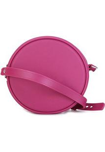 Bolsa Anacapri Mini Bag Pequena Pvc Feminina - Feminino-Pink