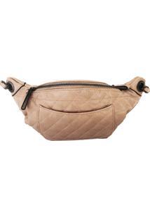 Pochete Bag Dreams Em Matelassê Rosê