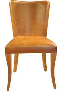 Cadeira Sol Com Puxador Dourado Tremarin