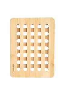 Descanso De Panela Bambus 20 Cm X 15 Cm - Home Style