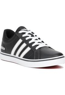 Tênis Casual Masculino Adidas Pace Preto/Branco