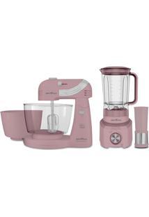 Cozinha Concept Cristal Pink Britânia 127V Bkt21