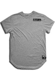Camiseta Diet Logo Small - Masculino