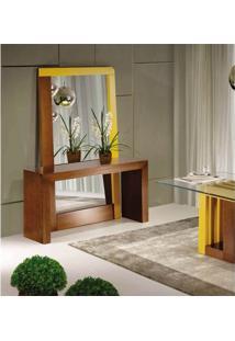 Aparador Com Espelho Safira - Tommy Design