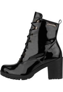 Bota Barth Shoes Wind Preto