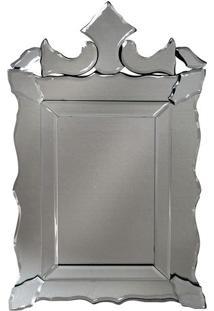 Espelho Veneziano- Espelhado- 60X40,5Cm- Btc Decbtc Decor
