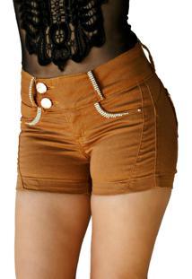 Shorts Zigma Stras Caq