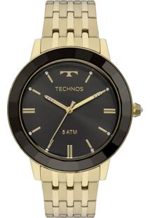 Relógio Technos Feminino Analógico Dourado Vh31Aab4P - Kanui
