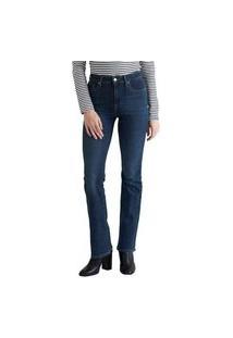 Calça Jeans Levis 725 High Rise Bootcut - 80038 Azul