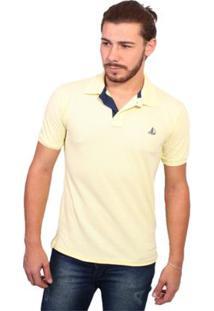Camisa Polo Clube Náutico Slim - Masculino