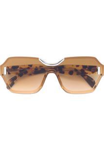 Óculos De Sol Prada Quadrado feminino   Shoelover e1b06e511d