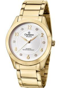Relógio Champion Passion - Feminino-Dourado