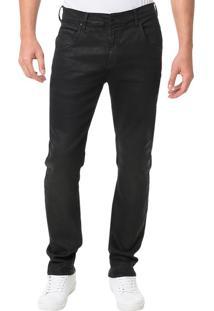Calça Calvin Klein Jeans Skinny Five Pockets Preto - 44