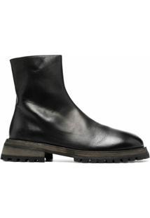 Marsèll Ankle Boot Chelsea - Preto