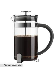 Cafeteira French Press Simplicity- Incolor & Inox- 1Imeltron